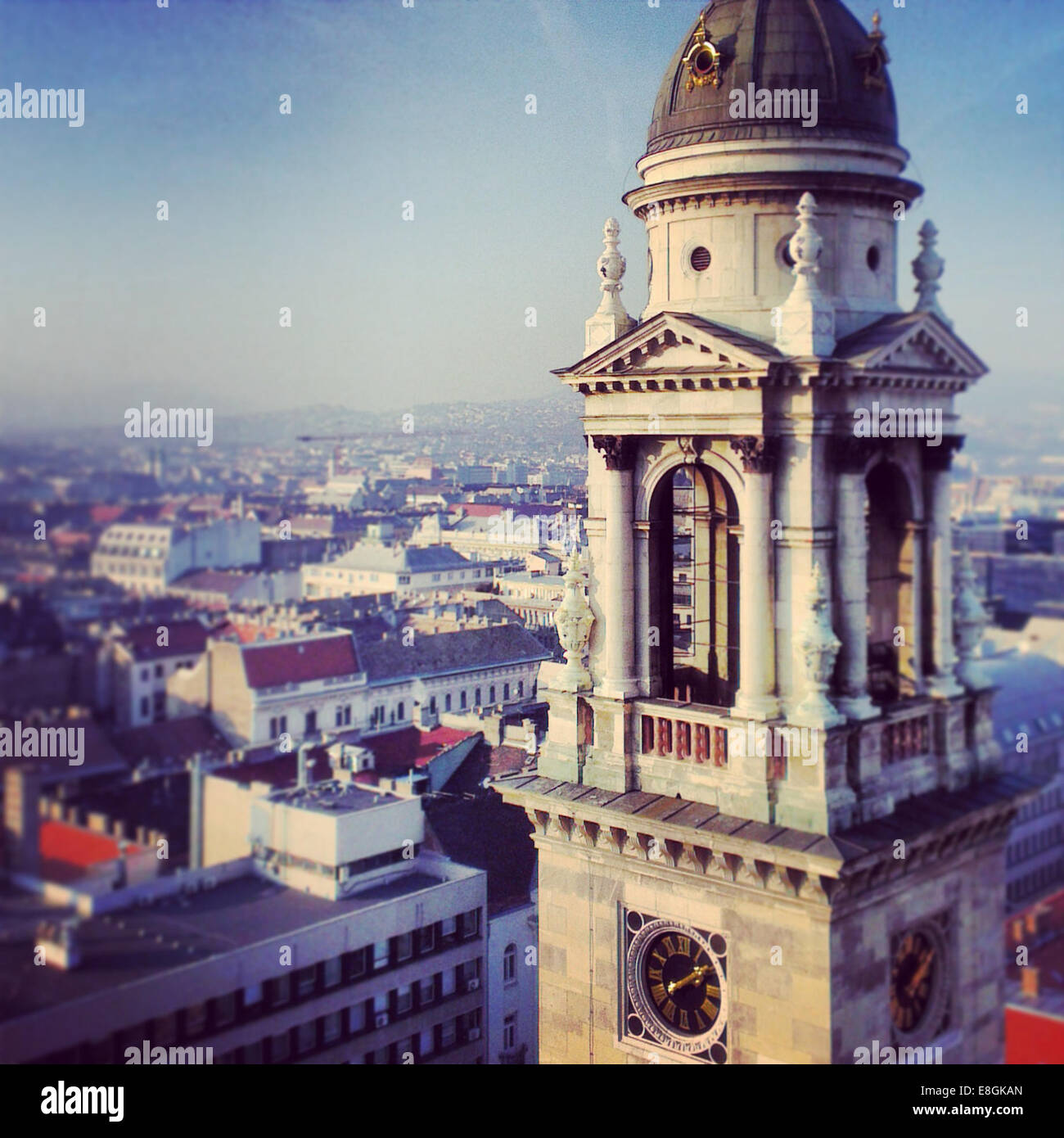 Budapest, Hungary Budapest In Hungary - Stock Image