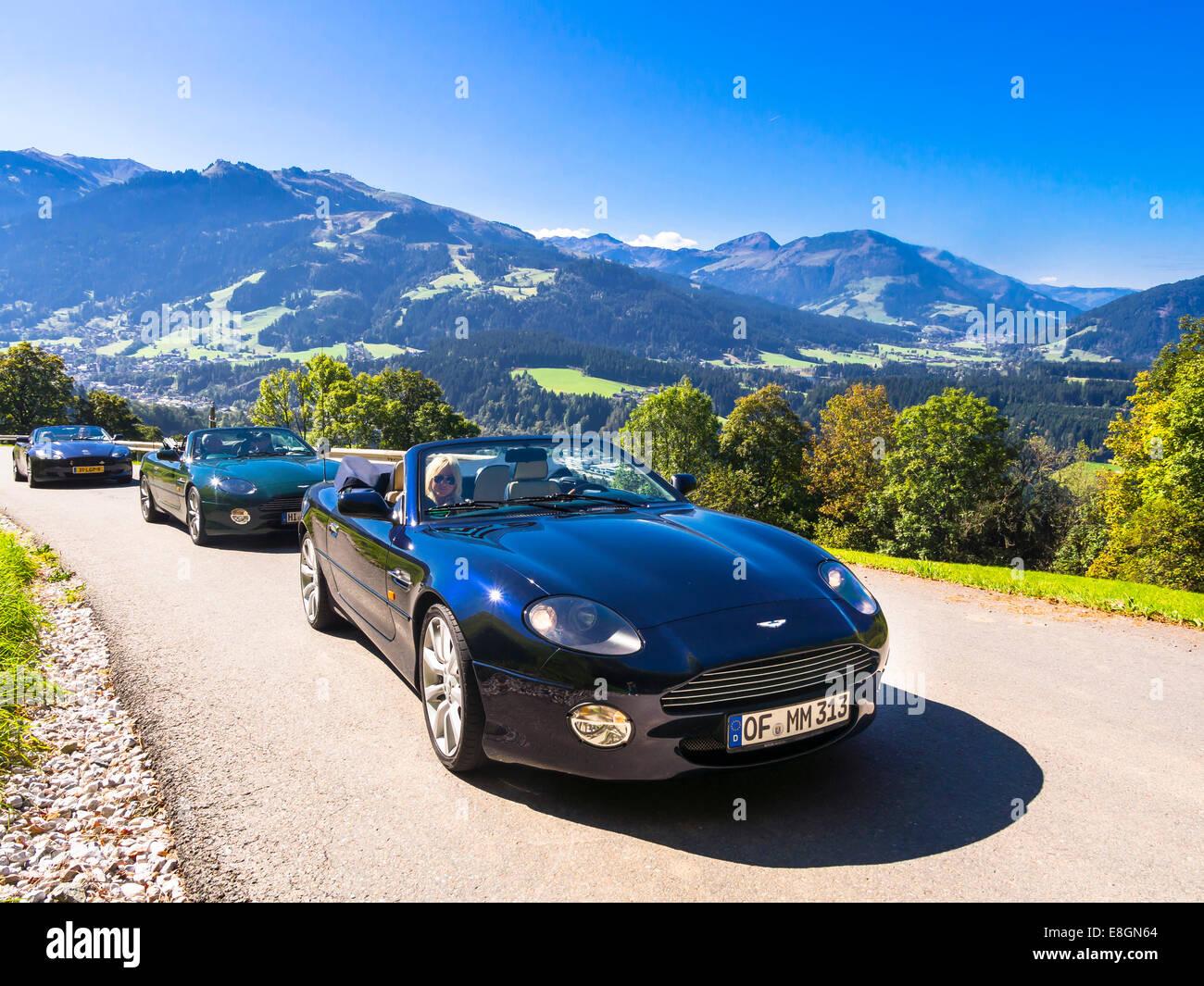 Aston Martin Advert Woman >> Aston Martin Cars Stock Photos & Aston Martin Cars Stock Images - Alamy