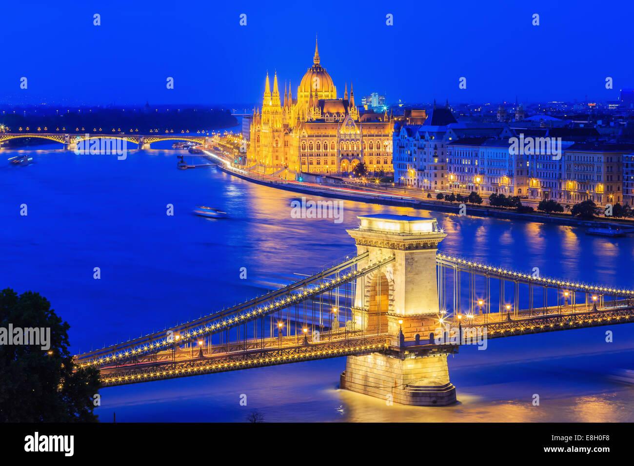 Budapest, Hungary - Stock Image
