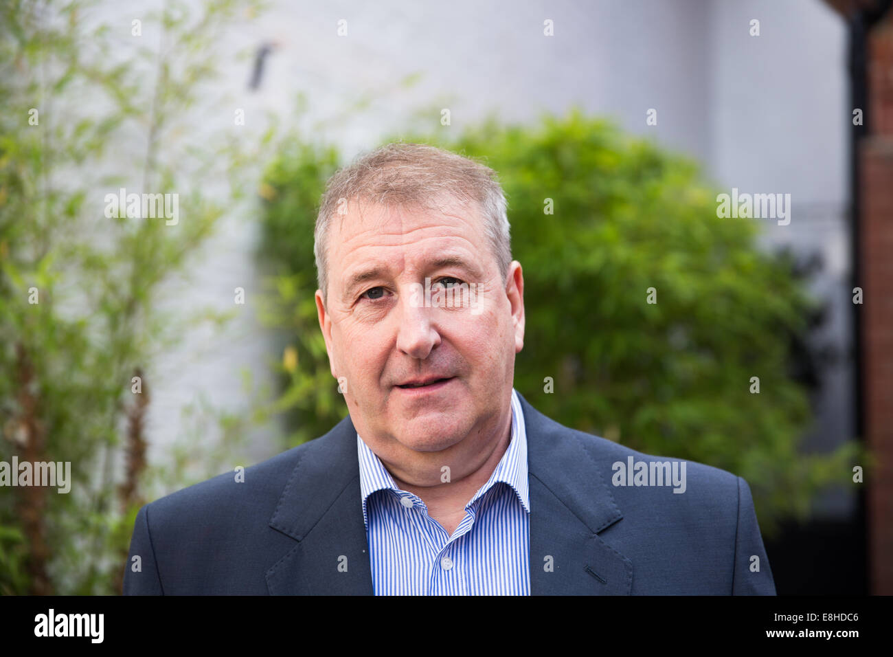 Richard William Littlejohn is an English author, broadcaster and journalist. - Stock Image