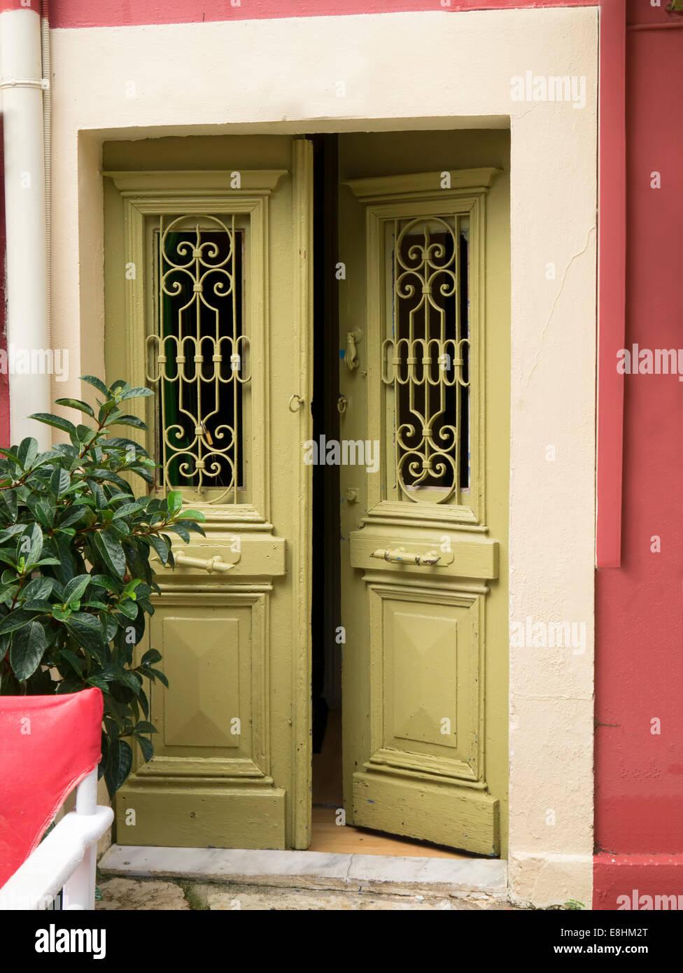 Antique Greek Doors Stock Photos Amp Antique Greek Doors