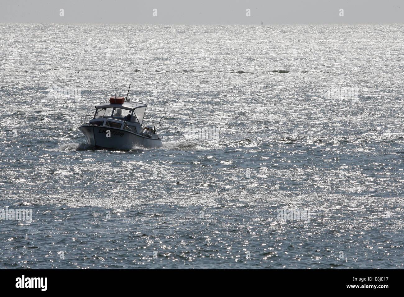 Yachting. - Stock Image