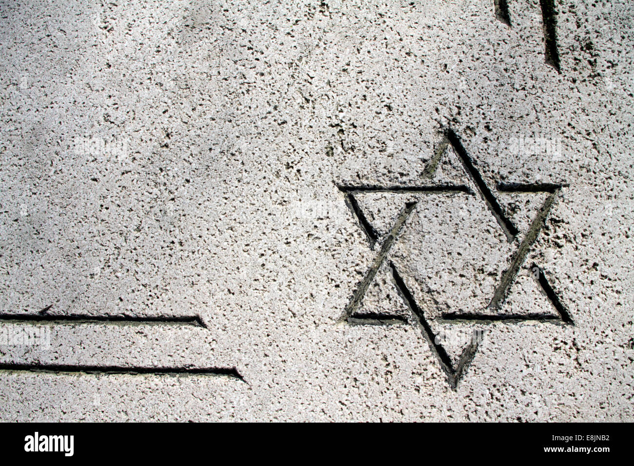 A Jewish Symbol Of David Stock Photos A Jewish Symbol Of David