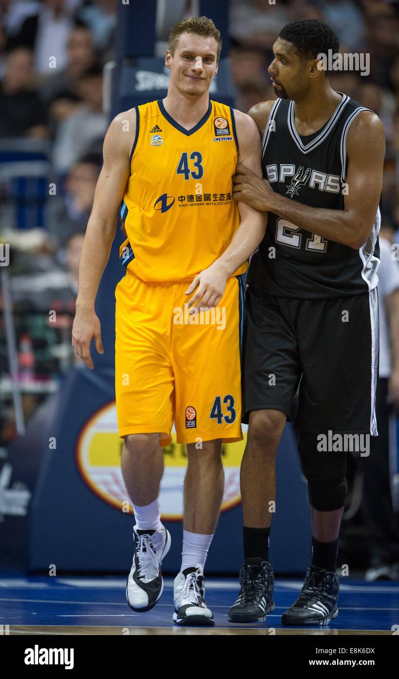 San Antonio Spurs Tim Duncan Stock Photos & San Antonio Spurs Tim Duncan Stock Images - Alamy
