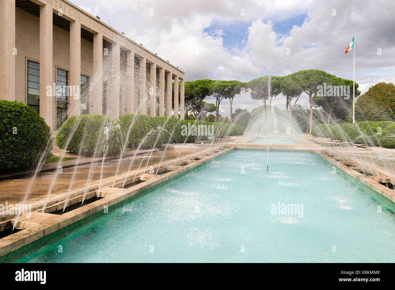 Uffici stock photos uffici stock images alamy for Uffici eur roma