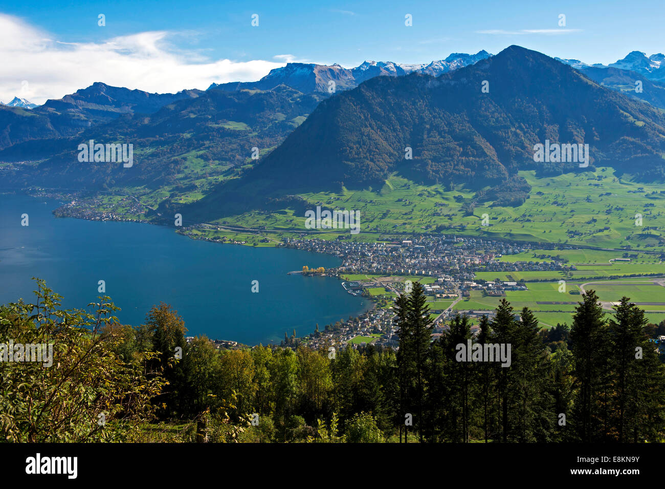 Canton Of Nidwalden Stock Photos Canton Of Nidwalden Stock Images