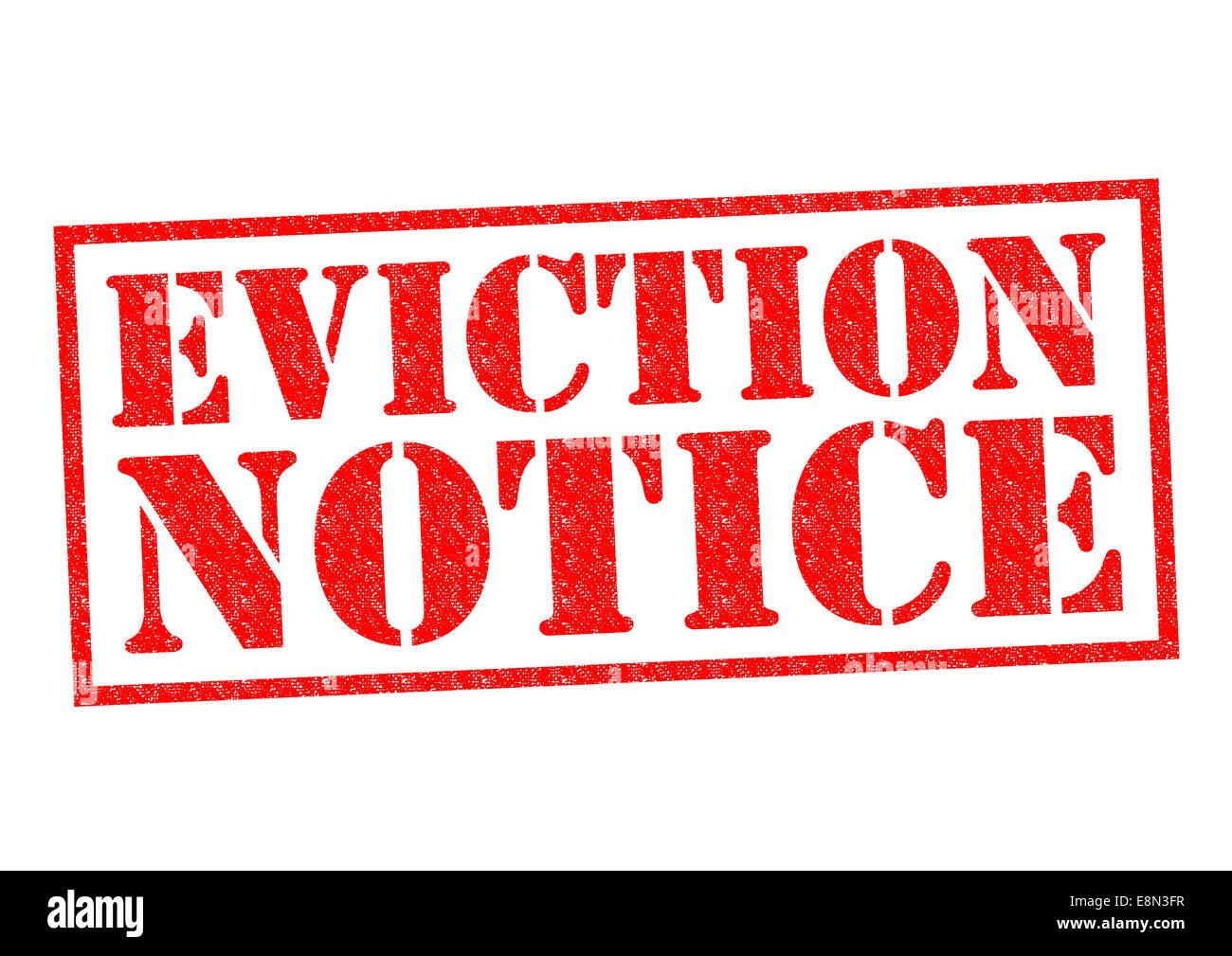 Eviction Notice Stock Photos Amp Eviction Notice Stock