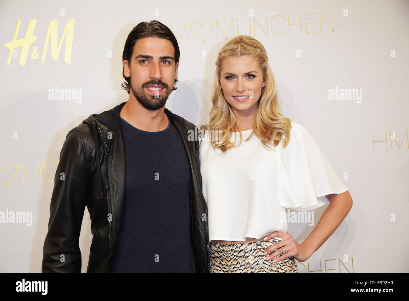 Celebrities Attending The Grand Opening Of H M Store At