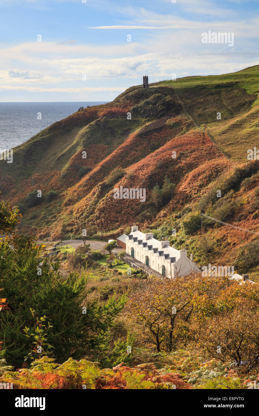 Berridale in Caithness, Scotland. - Stock Image