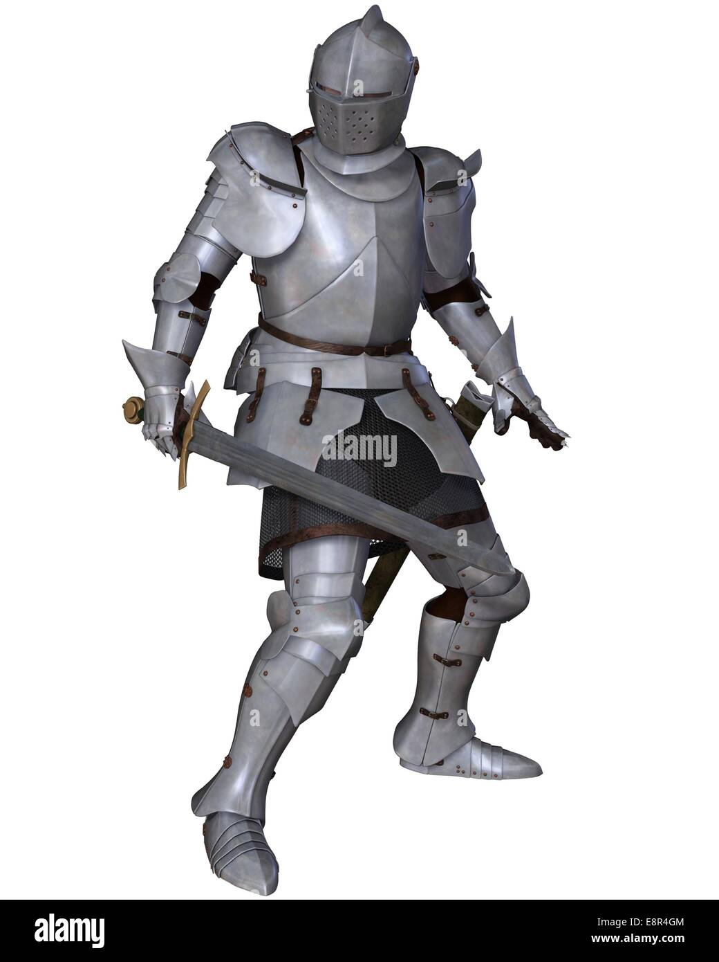 Medieval Knight 15th Century Stock Photos & Medieval Knight 15th ...