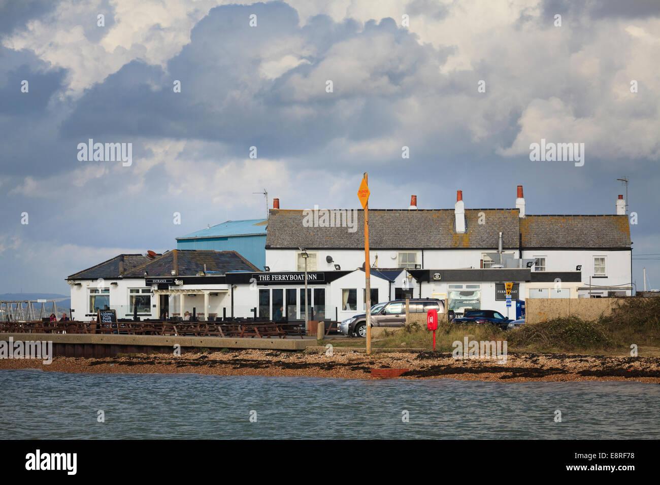 Ferryboat Inn Hayling Island Menu