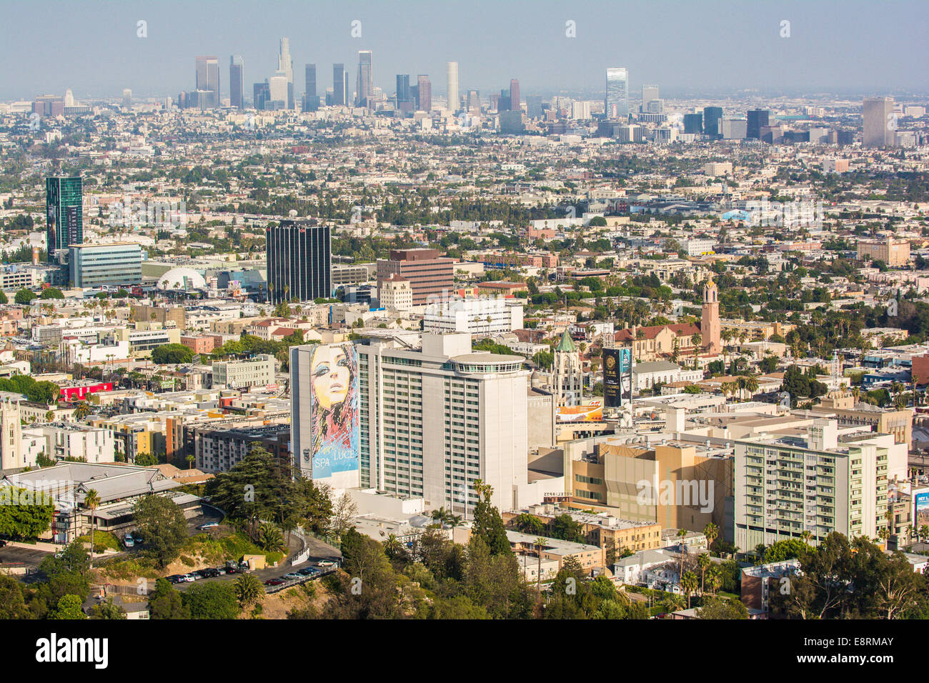 Los Angeles, California, USA Stock Photo