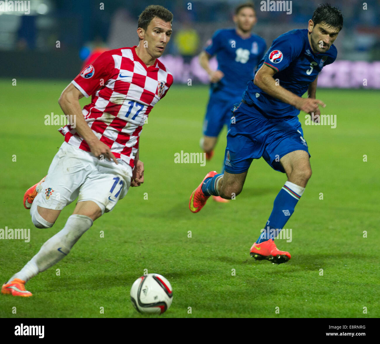 Republic Of Ireland V Azerbaijan: Vrt Stock Photos & Vrt Stock Images