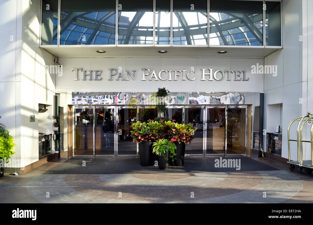 pan pacific hotel stock photos pan pacific hotel stock. Black Bedroom Furniture Sets. Home Design Ideas