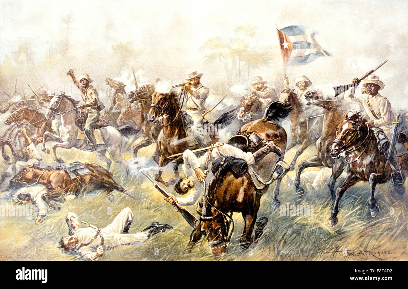 the events of the spanish american war This year marks the centennial of the spanish-american war, which was fought between may and august 1898 for many reasons, this short war was a turning point in the history of the united states.