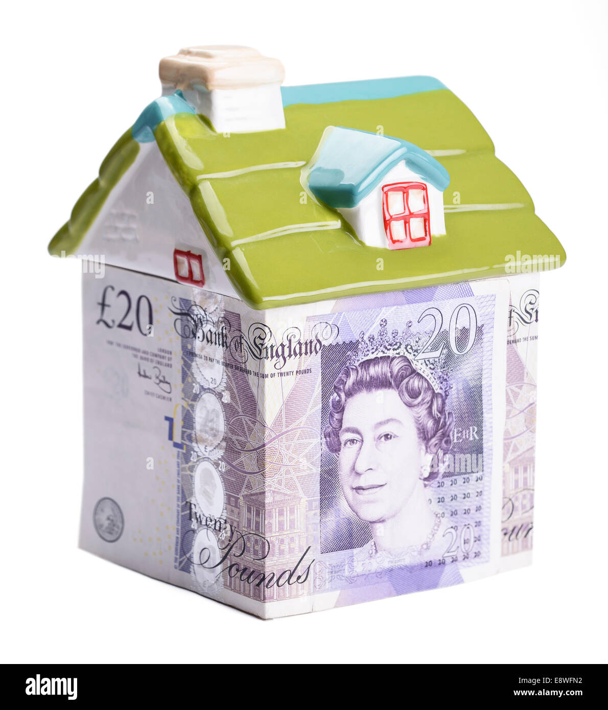 Money and property - Stock Image
