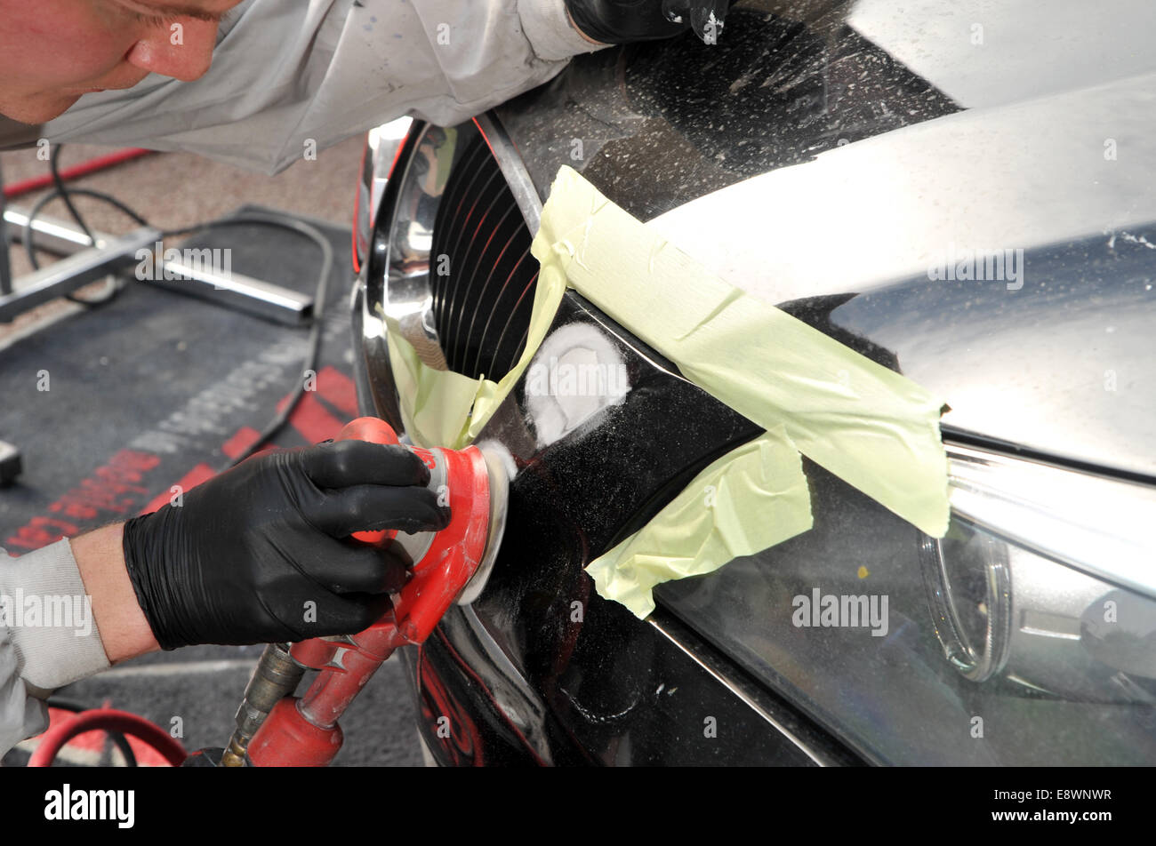 Mobile Paint Repair Training Australia