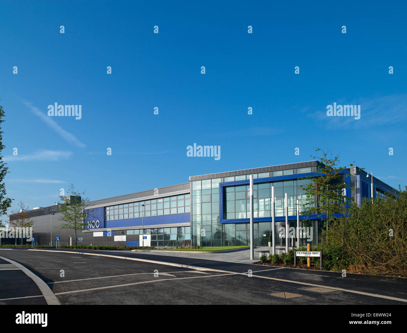 NCC Spark, Emerson's Green Bristol. National Composites Centre. - Stock Image