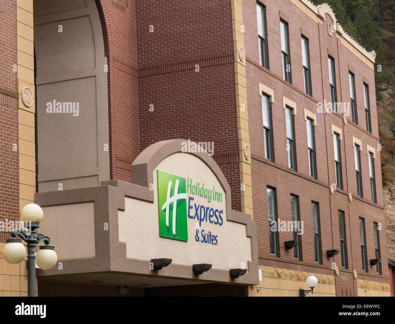 Front Entrance Holiday Inn Express Stock Photos & Front Entrance ...