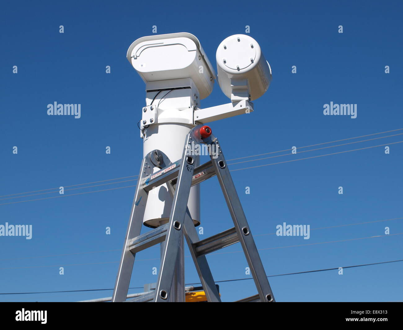 License Plate Readers Stock Photos & License Plate Readers