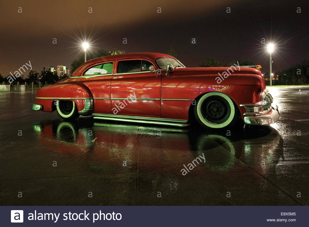 1950 Pontiac High Resolution Stock Photography And Images Alamy