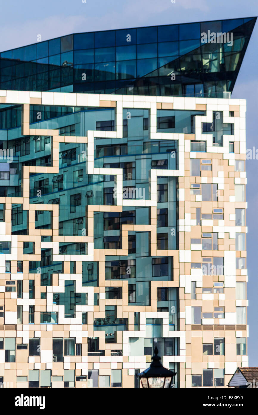 The Cube - Birmingham - Stock Image