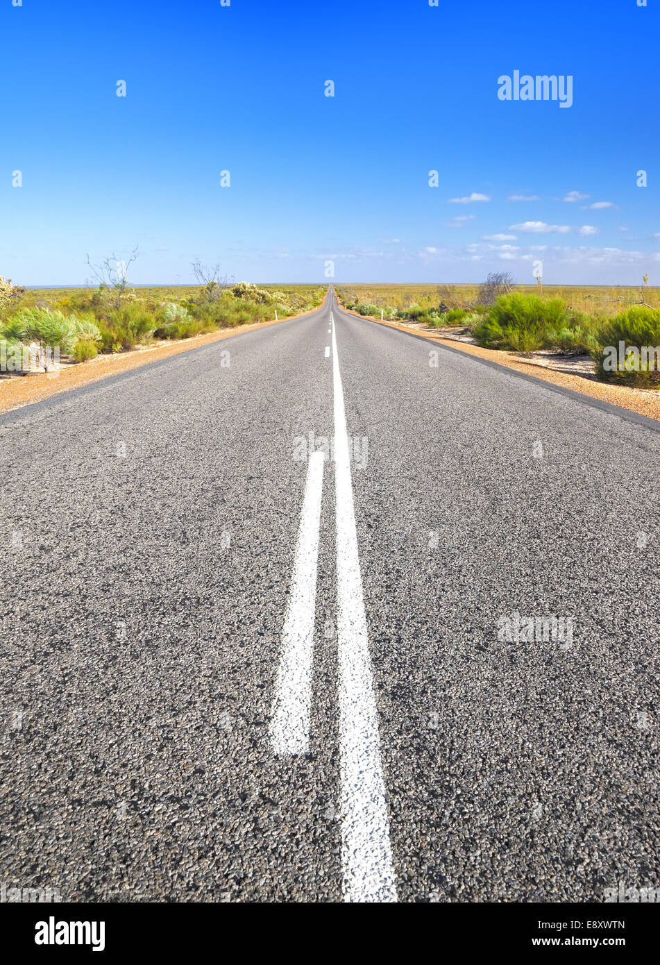 Road to Oz - Stock Image