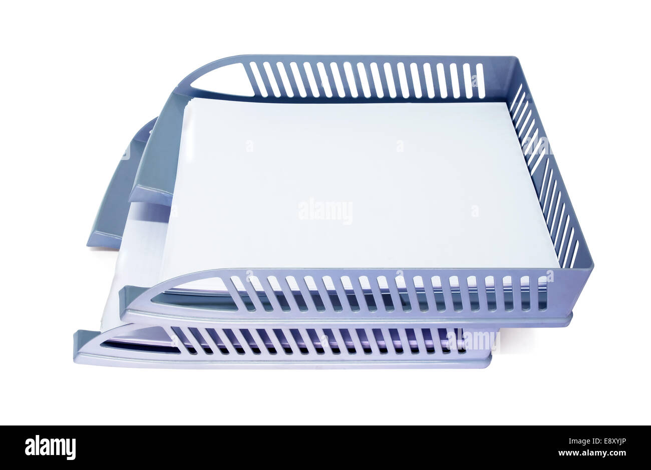 document tray - Stock Image