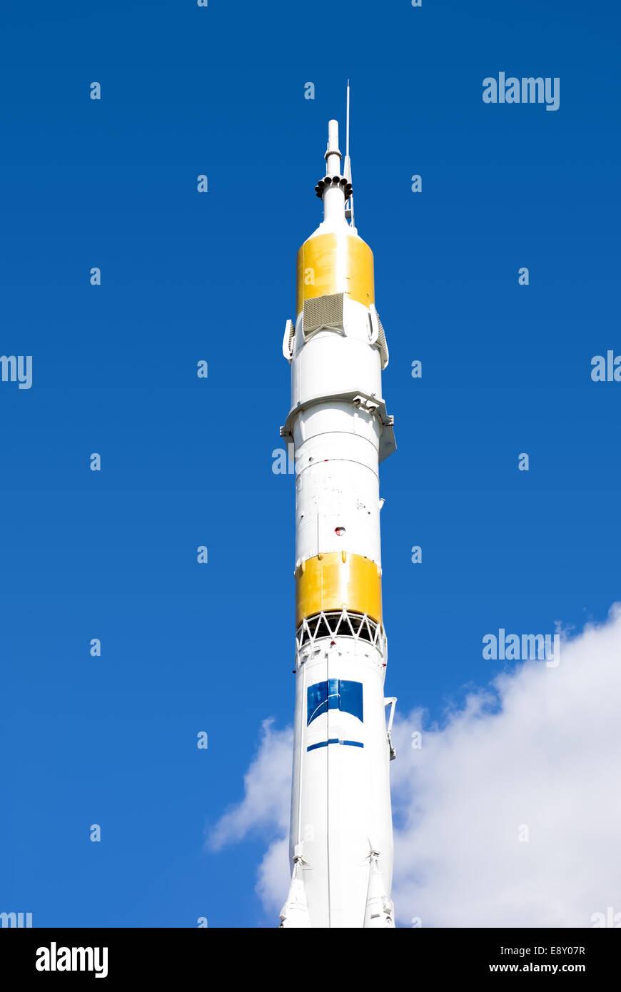 spaceship - Stock Image
