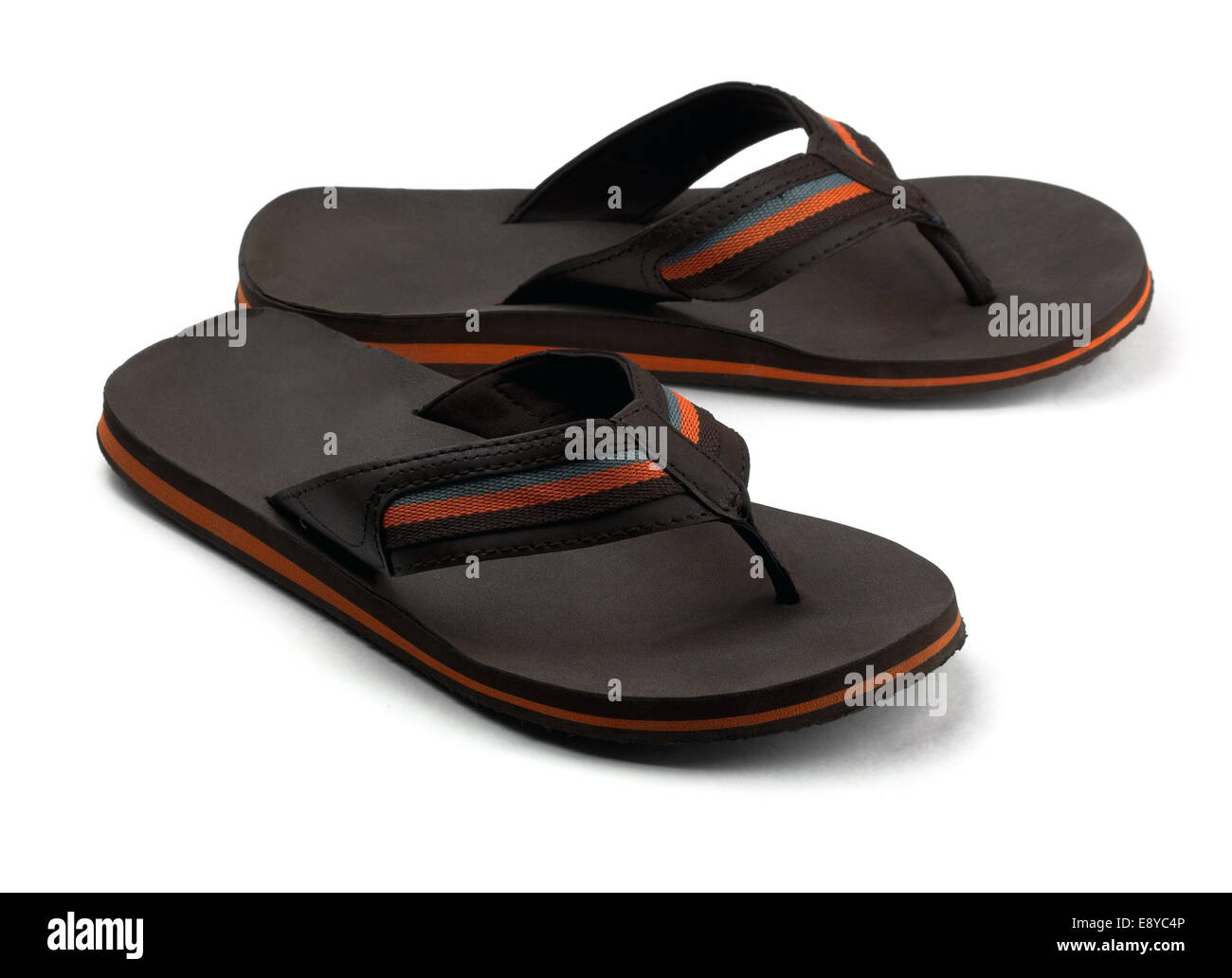 298a0de2b41b0 Black Flip Flops Stock Photos   Black Flip Flops Stock Images - Alamy