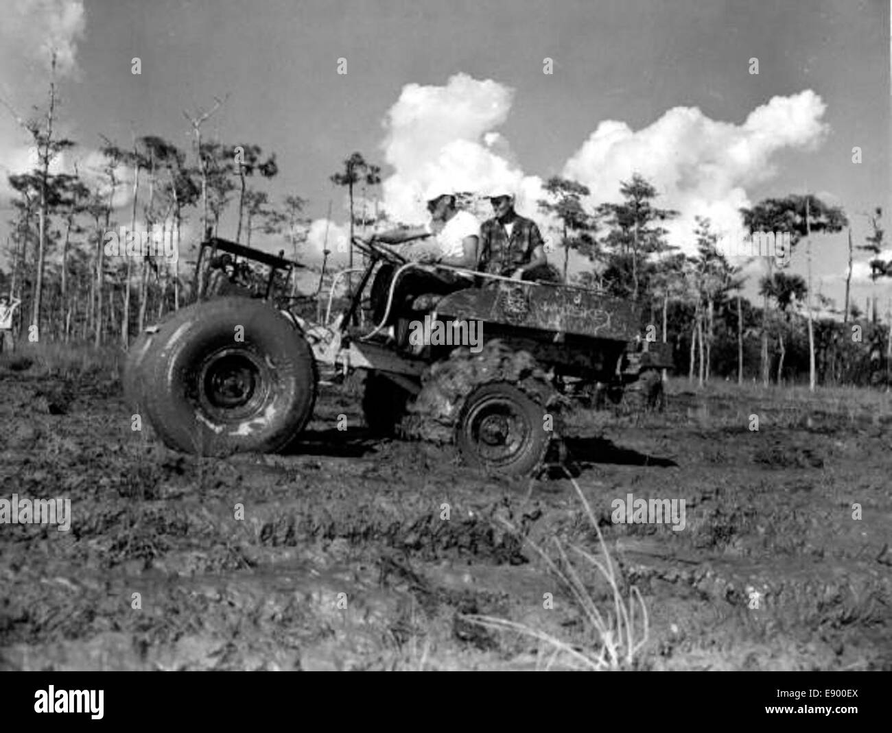 Swamp buggy races - Naples 15167737460 o - Stock Image