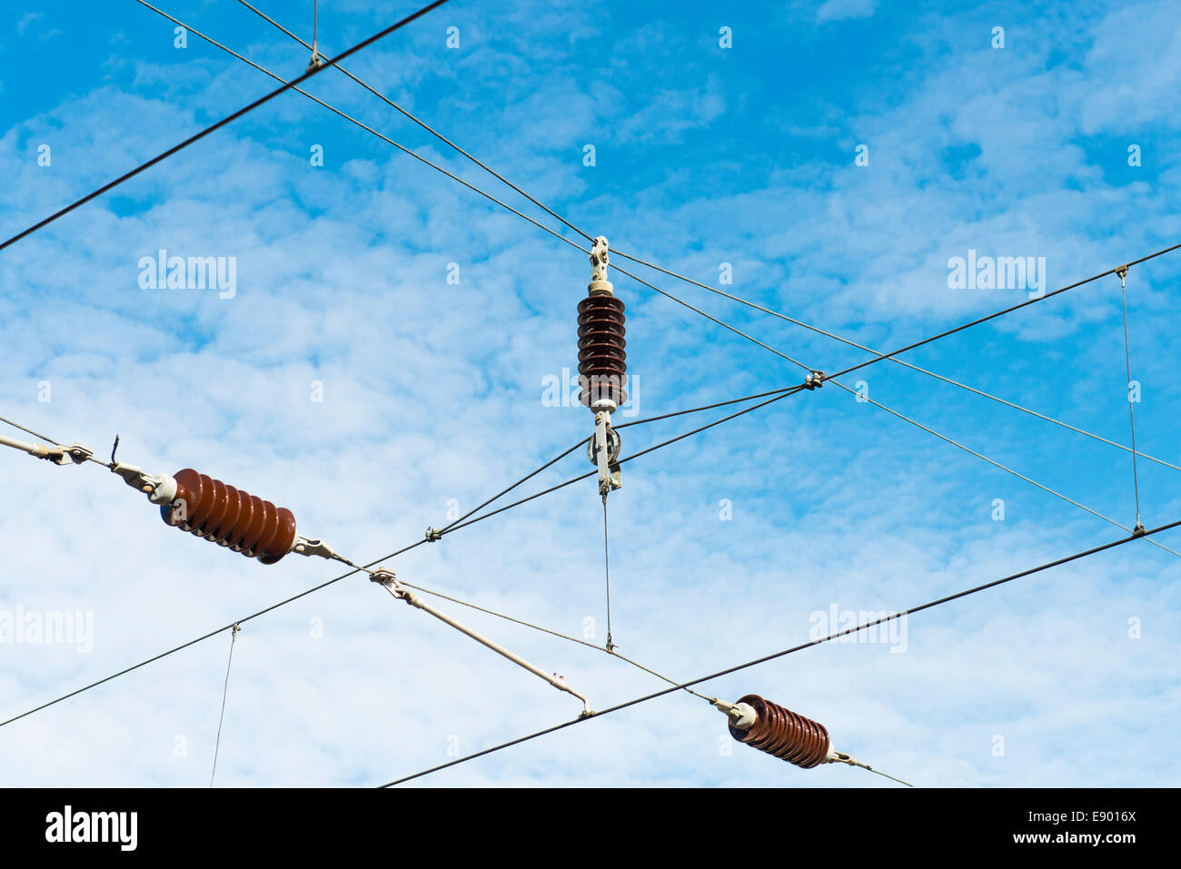 Catenary Wire Traffic Signals For - WIRE Center •