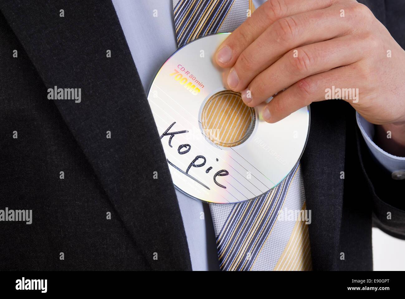Data safety - Stock Image
