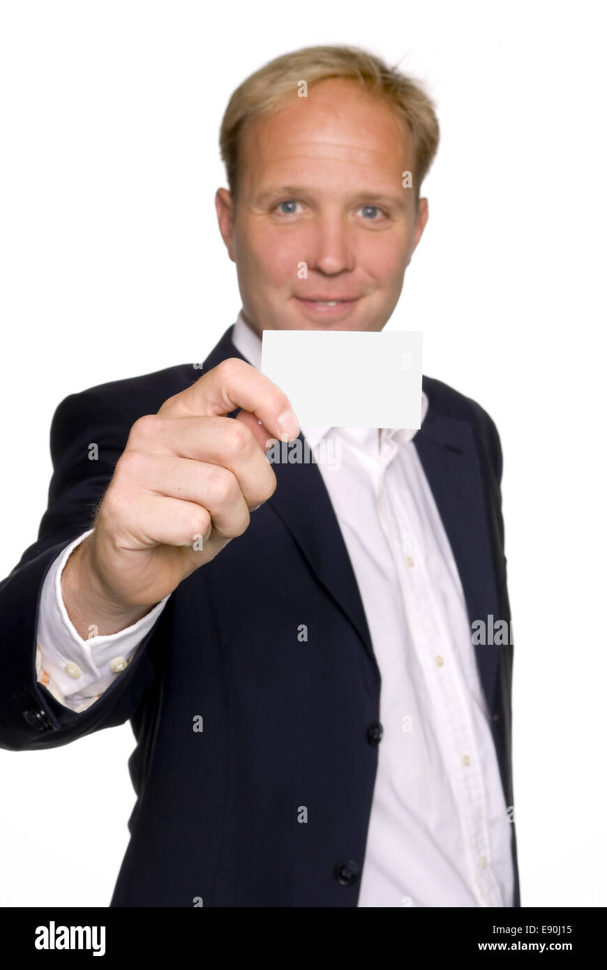 business man - Stock Image