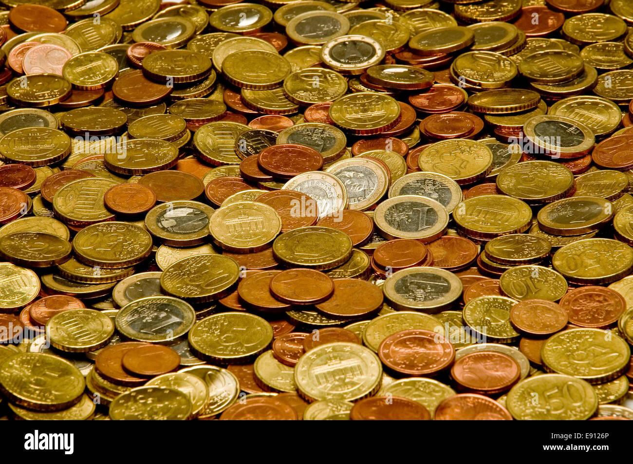 Pocket Money - Stock Image