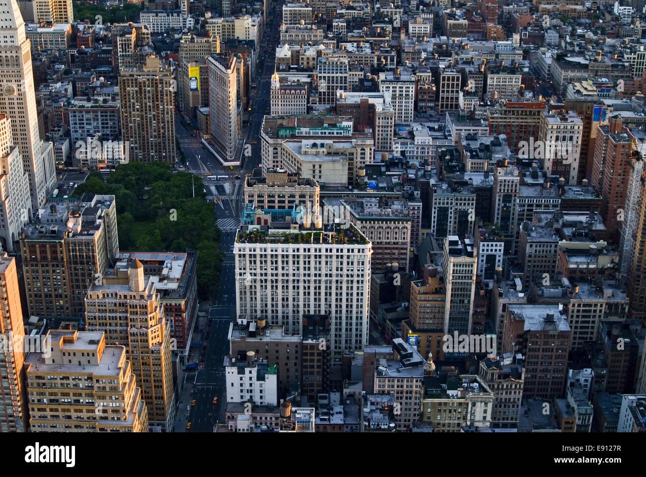 Manhattan - Stock Image