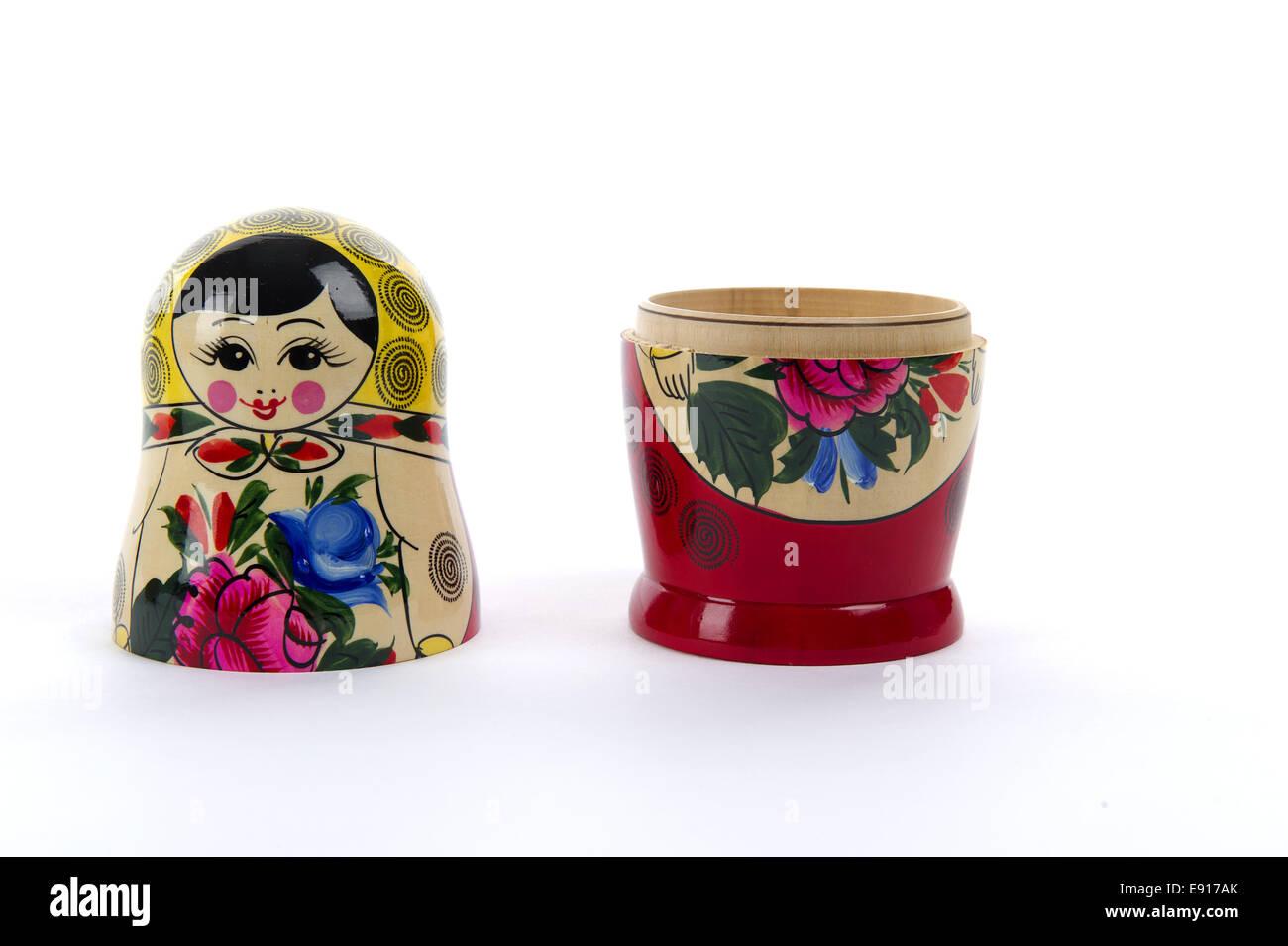 Babuschka Stock Photo