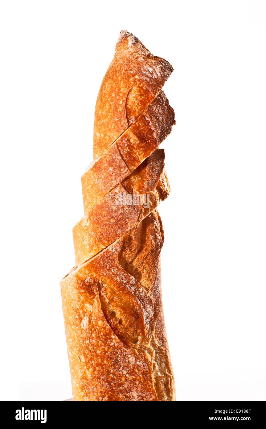 Baguette - Stock Image