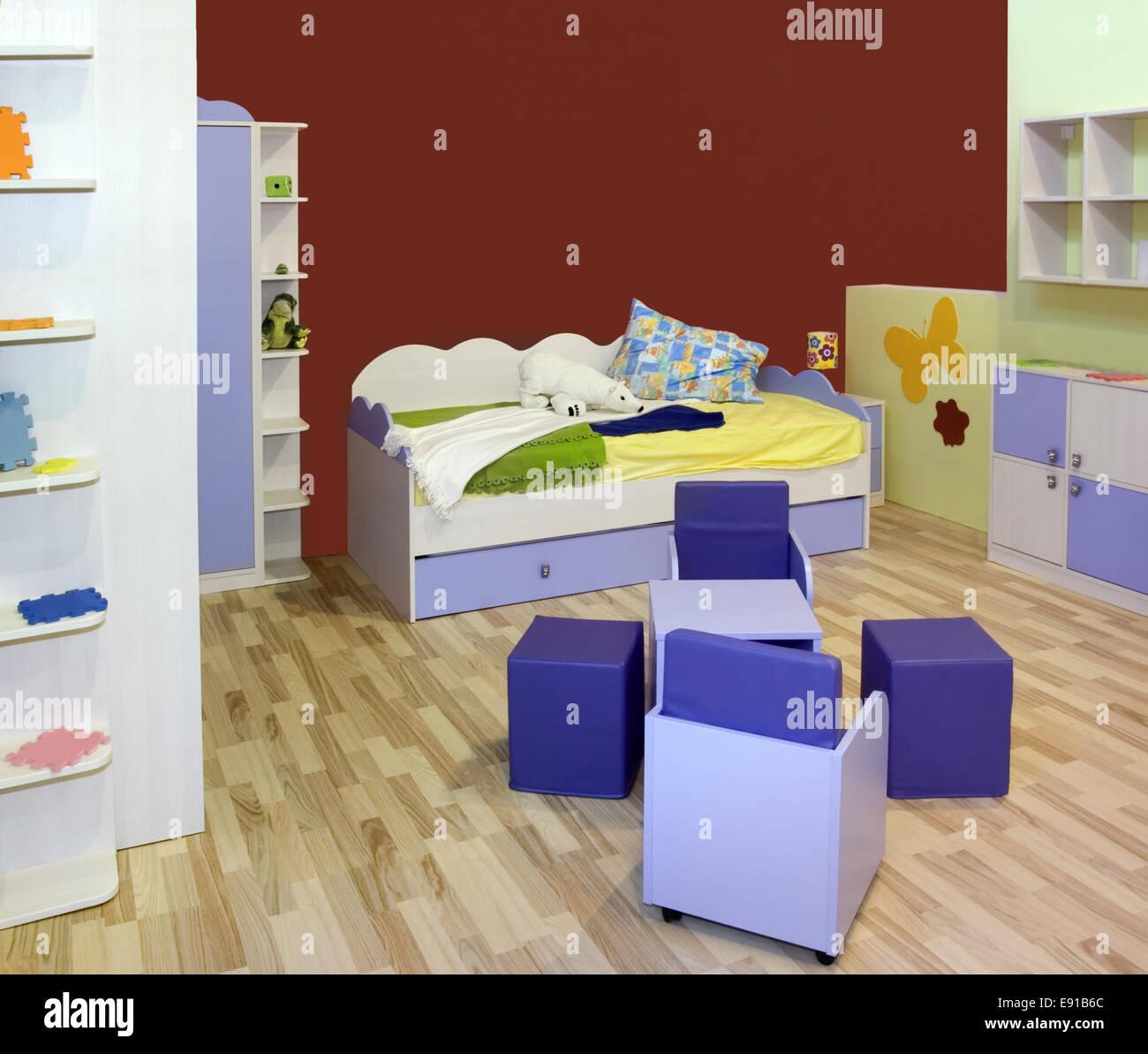 Childroom - Stock Image