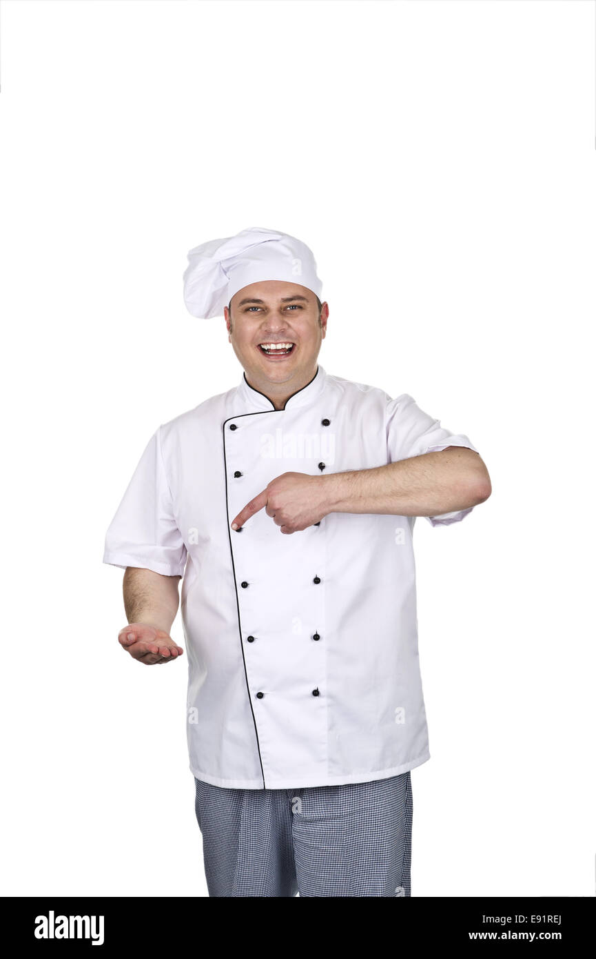 Successful Cooking - Stock Image