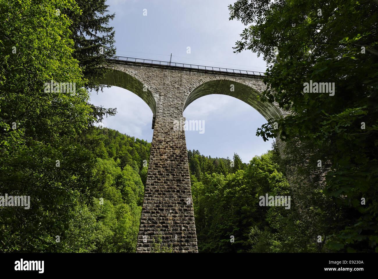 Ravenna Bridge Stock Photo