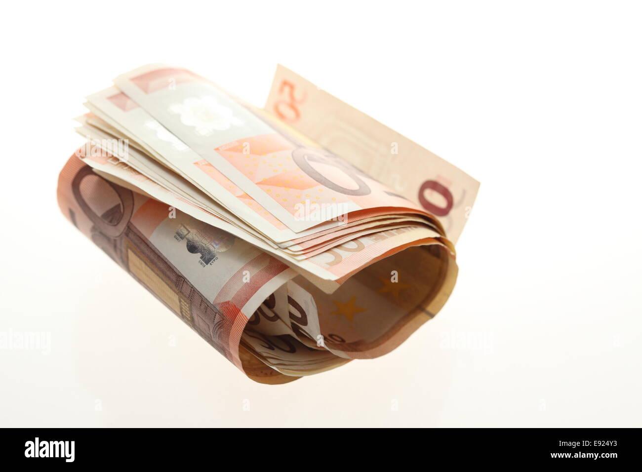 cash - Stock Image
