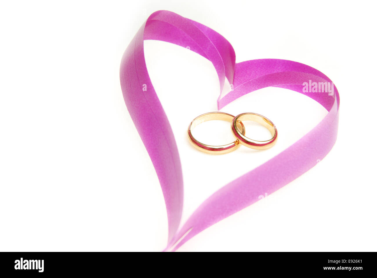 Wedding Band Heart Stock Photos & Wedding Band Heart Stock Images ...