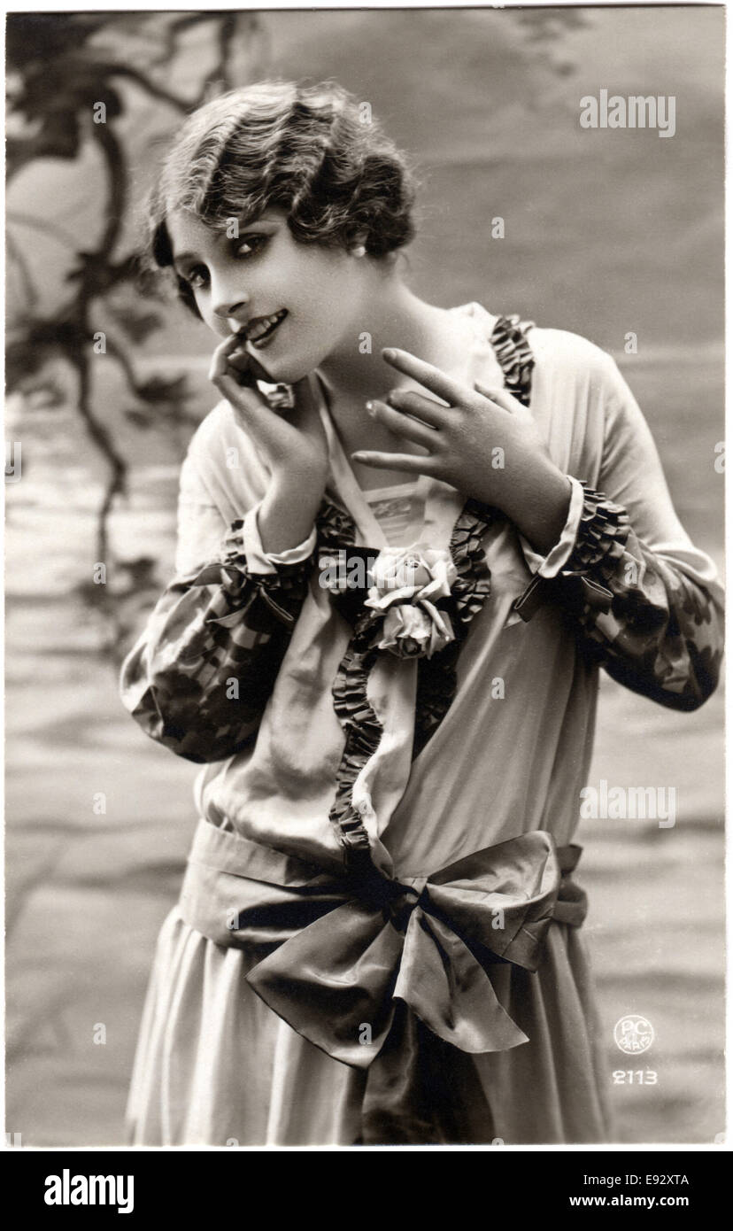 1910s Woman Dress Stock Photos 1910s Woman Dress Stock Images Alamy