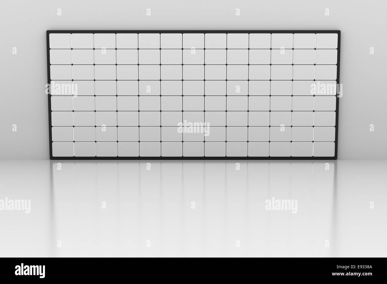 Blank screens - Stock Image
