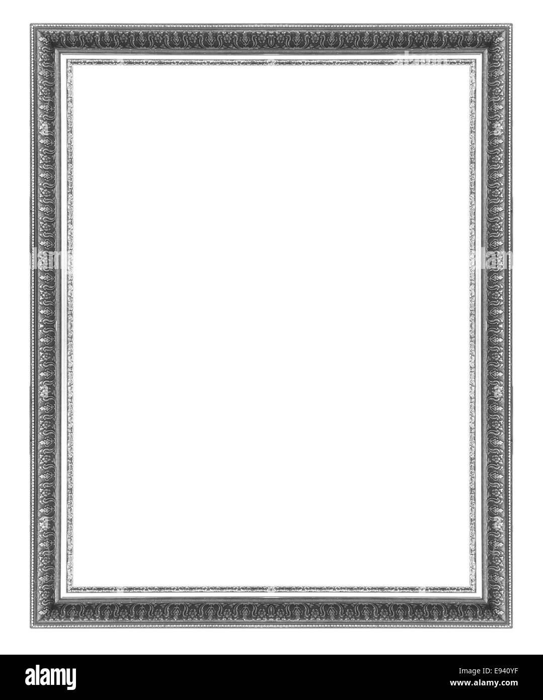 Silver Frames Stock Photos & Silver Frames Stock Images - Alamy