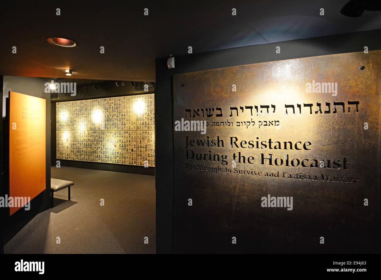 The Ghetto Fighters' House in Kibbutz Lohamei Hagetaot, Israel - Stock Image
