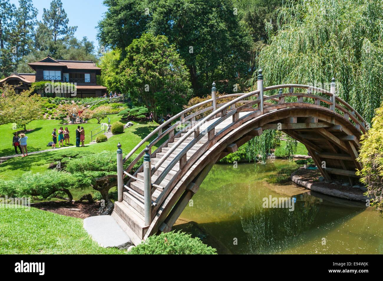 California San Marino The Huntington Botanical Gardens