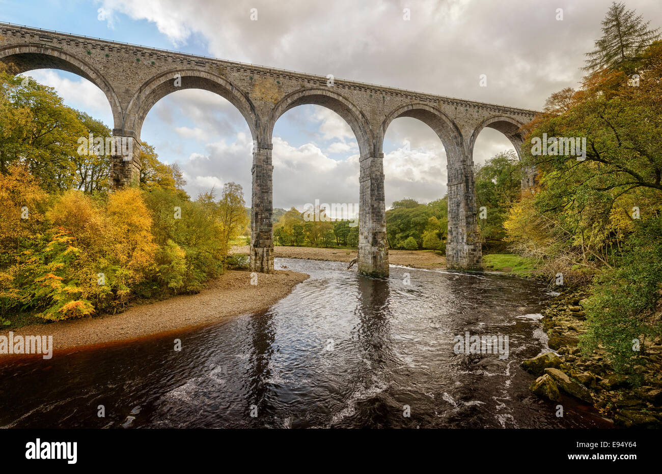 Lambley Viaduct - Stock Image