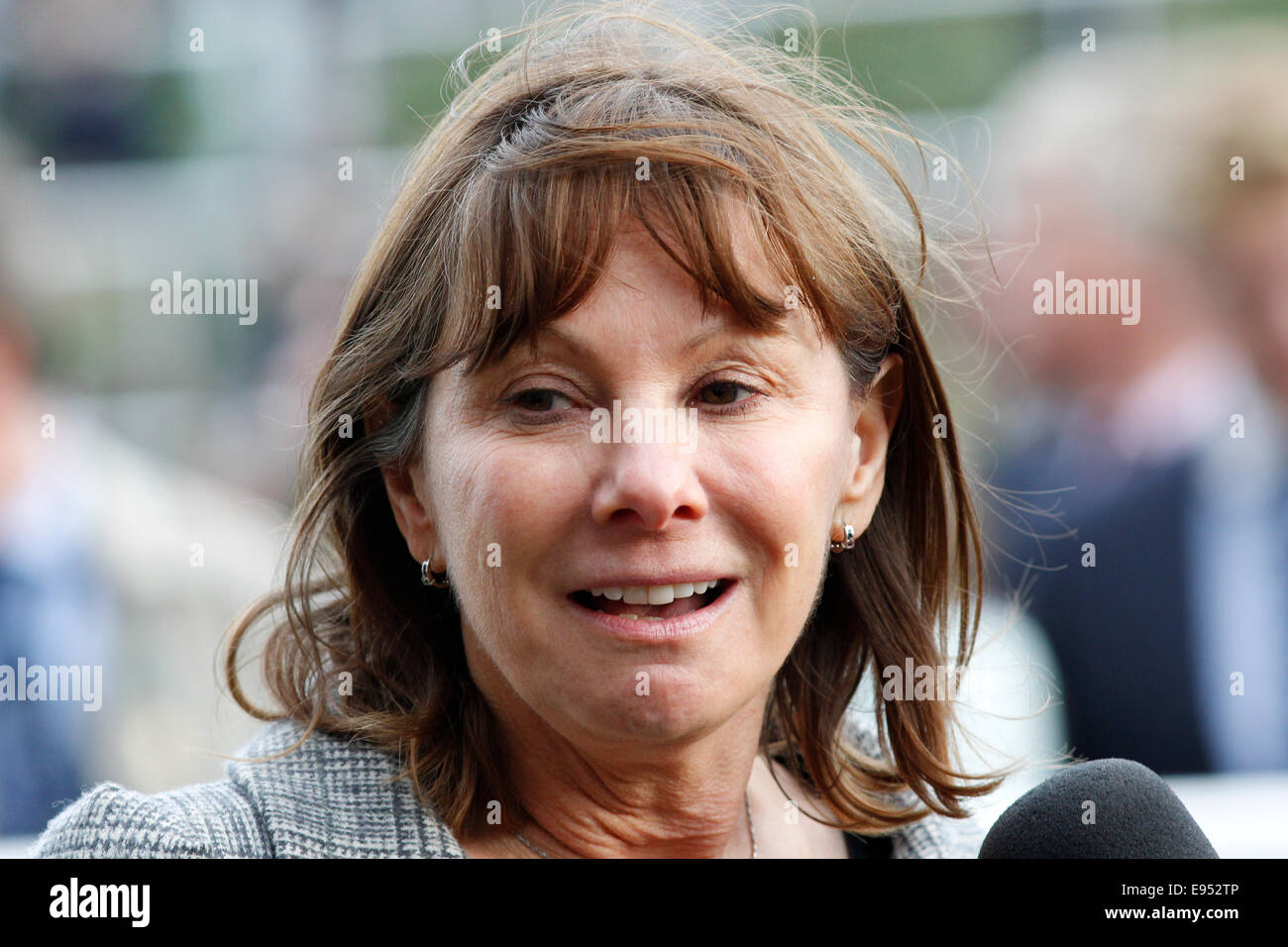 online here special for shoe best service 18.10.2014 - Ascot; Trainer Lady Jane Cecil in portrait ...